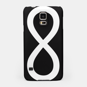 Thumbnail image of Black Infinity Samsung Case, Live Heroes