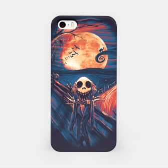 Thumbnail image of The Scream Before Christmas iPhone Case, Live Heroes