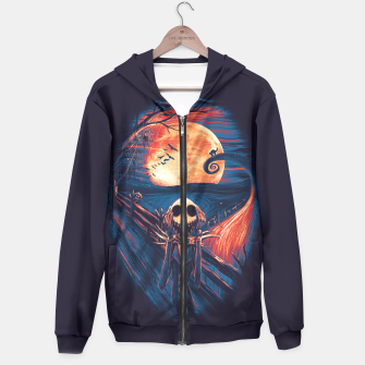 Thumbnail image of The Scream After Christmas Hoodie, Live Heroes