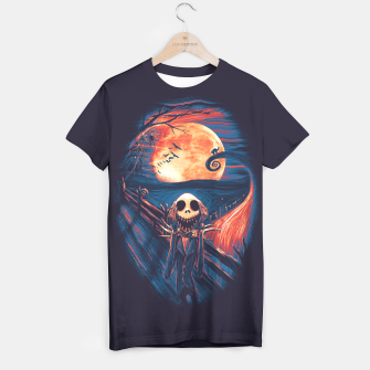 Thumbnail image of The Scream After Christmas T-shirt, Live Heroes