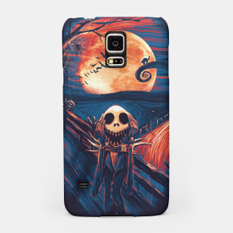 Thumbnail image of The Scream After Christmas Samsung Case, Live Heroes