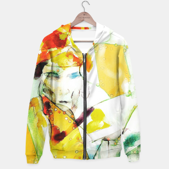 Thumbnail image of The Mellow Girl Hoodie, Live Heroes