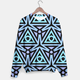 Thumbnail image of Alien Technology Sweater, Live Heroes