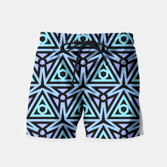Thumbnail image of Alien Technology Swim Shorts, Live Heroes