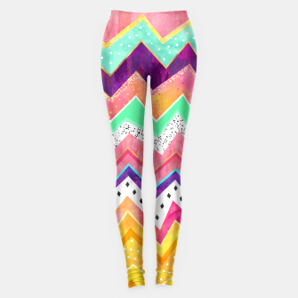 Miniature de image de Ice Cream Land Leggings, Live Heroes