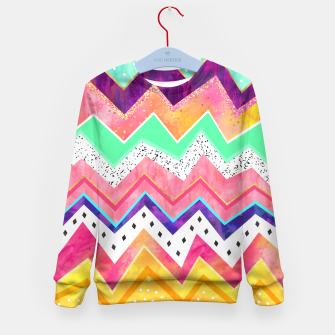 Thumbnail image of Ice Cream Land Kid's Sweater, Live Heroes