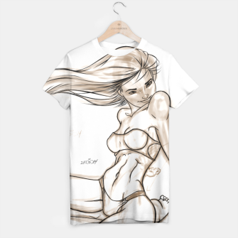 Thumbnail image of Woman 2014 T-shirt, Live Heroes