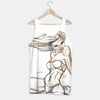 Thumbnail image of Woman 2014 Tank Top, Live Heroes