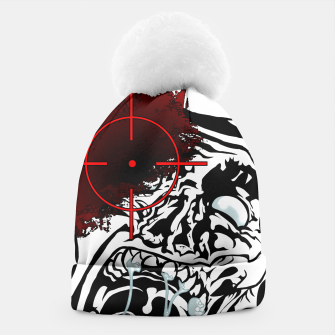 Thumbnail image of Zombie Survivalist Beanie, Live Heroes