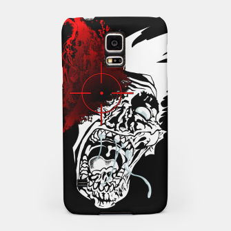 Thumbnail image of Zombie Survivalist Samsung Case, Live Heroes