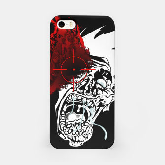 Thumbnail image of Zombie Survivalist iPhone Case, Live Heroes