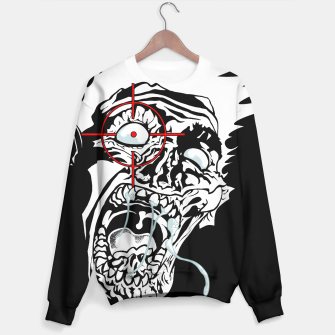 Thumbnail image of Zombie Survivor Guide Sweater, Live Heroes