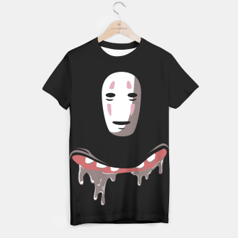 Thumbnail image of Nom Nom Face T-shirt, Live Heroes
