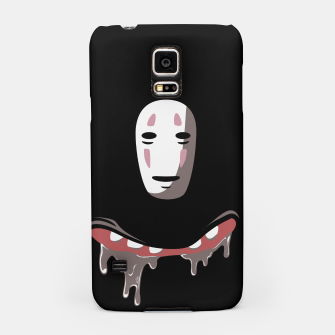 Thumbnail image of Nom Nom Face Samsung Case, Live Heroes