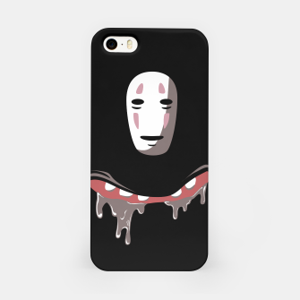 Thumbnail image of Nom Nom Face iPhone Case, Live Heroes