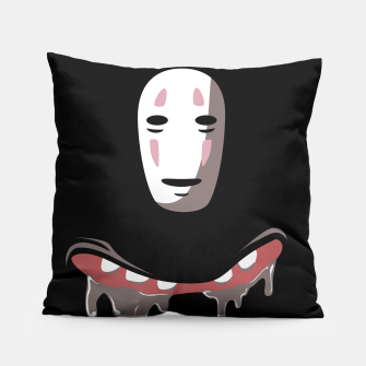 Thumbnail image of Nom Nom Face Pillow, Live Heroes