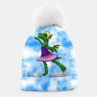 Thumbnail image of Ballet Dragon Beanie, Live Heroes