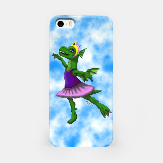 Thumbnail image of Ballet Dragon iPhone Case, Live Heroes