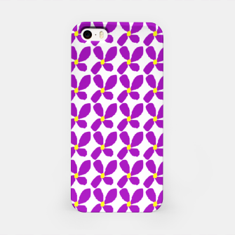 Thumbnail image of Ditsy Purple Floral Summer Print iPhone Case, Live Heroes