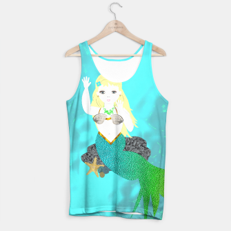 Thumbnail image of Pretty Mythical Mermaids Tank Top, Live Heroes