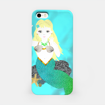 Thumbnail image of Pretty Mythical Mermaids iPhone Case, Live Heroes