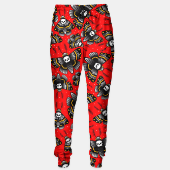 Thumbnail image of Death Moth Sweatpants, Live Heroes