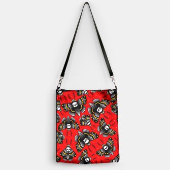 Thumbnail image of Death Moth Handbag, Live Heroes
