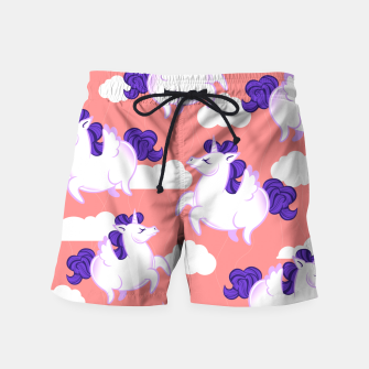 Thumbnail image of Spirit Guide Swim Shorts, Live Heroes