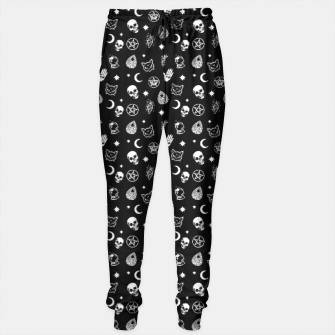Thumbnail image of Witch Pattern 3 Sweatpants, Live Heroes