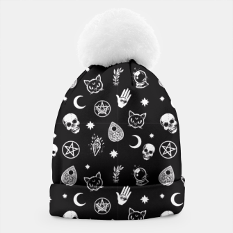 Thumbnail image of Witch Pattern 3 Beanie, Live Heroes