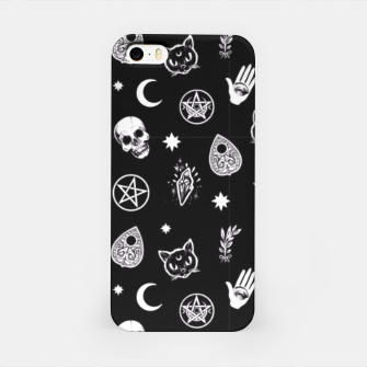 Thumbnail image of Witch Pattern 3 iPhone Case, Live Heroes