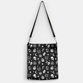 Thumbnail image of Witch Pattern 3 Handbag, Live Heroes
