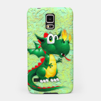 Thumbnail image of Baby Dragon Cute Cartoon  Samsung Case, Live Heroes