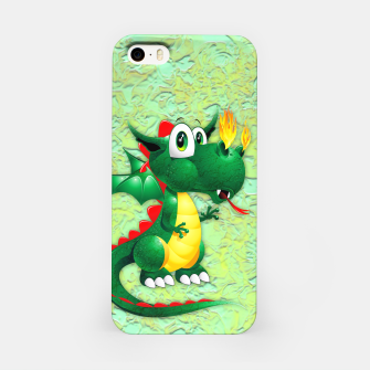 Thumbnail image of Baby Dragon Cute Cartoon  iPhone Case, Live Heroes