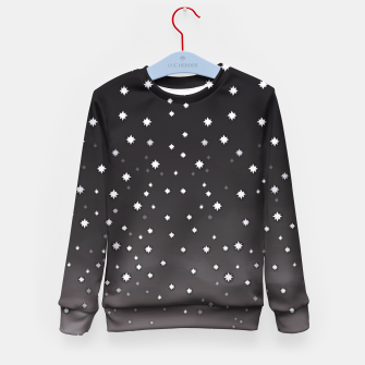 Thumbnail image of Starry Night Kid's Sweater, Live Heroes