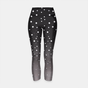 Thumbnail image of Starry Night Yoga Pants, Live Heroes