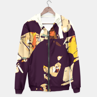 Thumbnail image of Party Animal Hoodie, Live Heroes