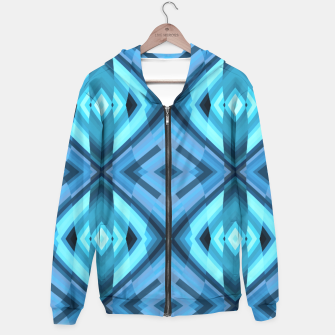 Thumbnail image of Blue Passion 01 Hoodie, Live Heroes