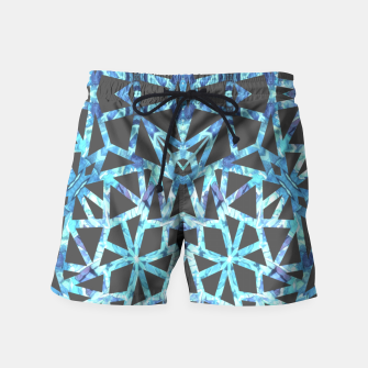 Thumbnail image of Blue Passion 03 Swim Shorts, Live Heroes