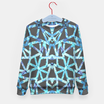 Thumbnail image of Blue Passion 03 Kid's Sweater, Live Heroes