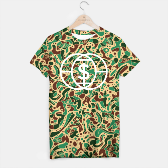 Thumbnail image of Sprawl Classic Camo with logo - Tee, Live Heroes