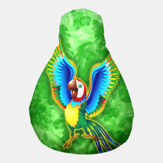 Thumbnail image of Macaw Happy Cartoon  Pouf, Live Heroes