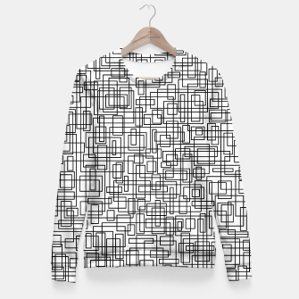 Thumbnail image of komada fitted waist sweater, Live Heroes