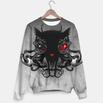 Thumbnail image of Cathulhu sweater, Live Heroes