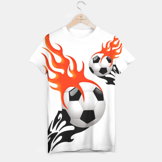 Thumbnail image of Soccer Balls and flames, Live Heroes
