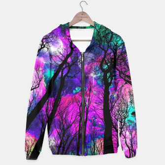 Magic forest Hoodie obraz miniatury