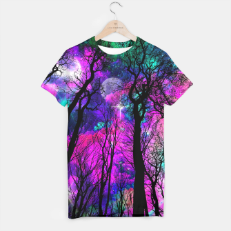 Magic forest T-shirt obraz miniatury