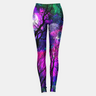 Magic forest Leggings obraz miniatury