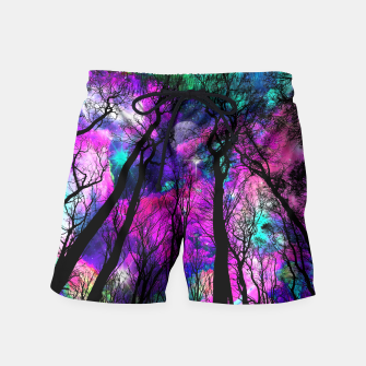 Magic forest Swim Shorts obraz miniatury
