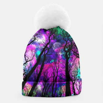 Magic forest Beanie obraz miniatury